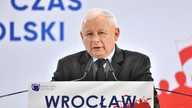 Kaczyński: wolność przeżywa kryzys na zachodzie Europy i po części w USA
