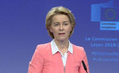 Nowy skład Komisji Europejskiej. Cała rozmowa z Marią Pankowską i Wojciechem Przybylskim