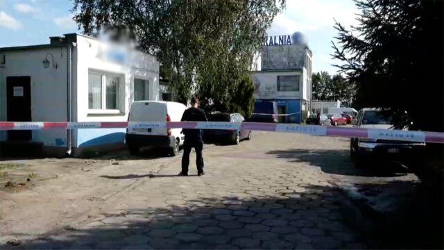 The man shot by the German police was likely to have killed a Ukranian woman in Gorzów Wielkopolski
