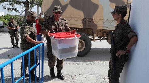 Drugie demokratyczne wybory w Tunezji. 26 kandydatów na prezydenta