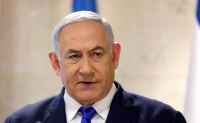 Netanjahu zapowiedział aneksję palestyńskich terenów