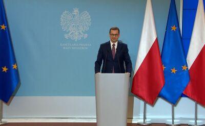 Morawiecki o von der Leyen: jestem ostrożnym optymistą