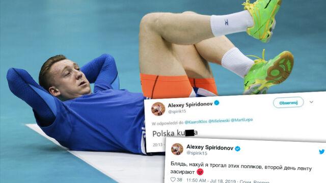 Spiridonow znowu obraził Polaków. Związek reaguje