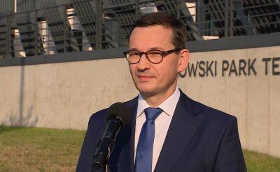 Morawiecki: Szydło sama zdecydowała, by nie startować trzeci raz