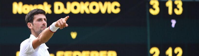 """""""Djoković jest jednym z największych. Ludzie powinni go szanować"""""""