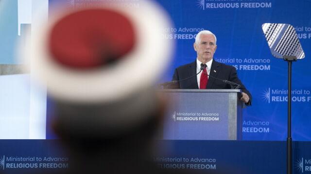 Wiceprezydent USA krytykuje ArabięSaudyjską