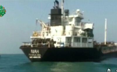 Iran przejął tankowiec w cieśninie Ormuz