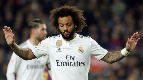 Powiększył się szpital w Realu Madryt. Marcelo nie zagra w szlagierze z PSG