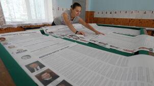 Ukraina wybiera parlament