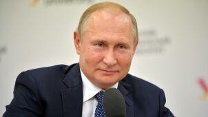 Putin gratuluje nowej szefowej Komisji Europejskiej i liczy na dialog