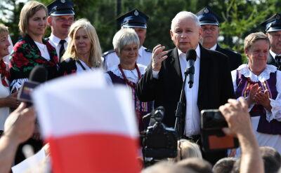 Kaczyński o porażce Szydło: to złamanie zawartych porozumień