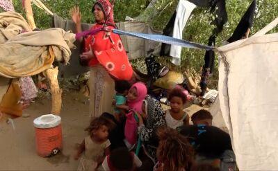 Miliony ludzi w Jemenie są skazane na pomoc żywnościową