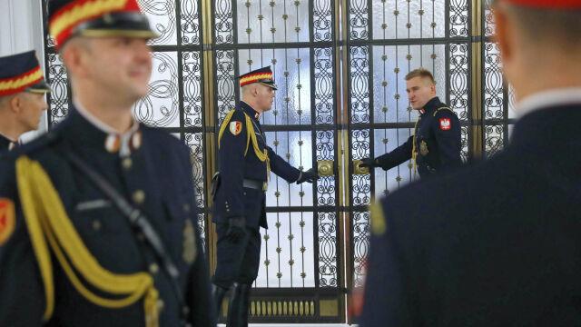 Poprawki w ustawie o weteranach. Jedna dotyczy Straży Marszałkowskiej