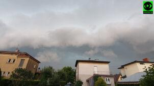 Gradobicia, zalania, kilkaset interwencji. Niebezpieczna pogoda w Polsce