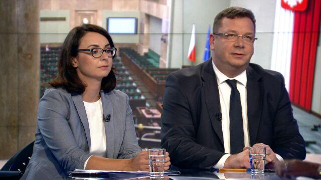 """Decyzja Komisji Europejskiej to """"dowód, że marzenie niektórych polityków PiS się nie spełni"""""""