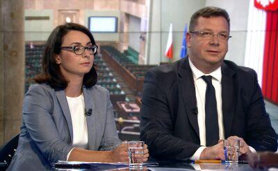 Gasiuk-Pihowicz o decyzji Komisji Europejskiej: dowód, że marzenie niektórych polityków PiS się nie spełni