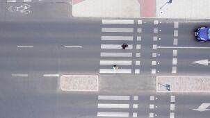 Petycja w sprawie przejść dla pieszych trafiła do Senatu