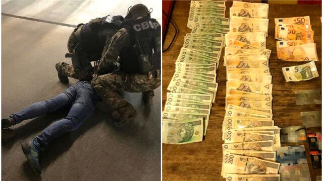Przekręty na paszy na niemal 20 milionów złotych. Rozbita grupa przestępcza