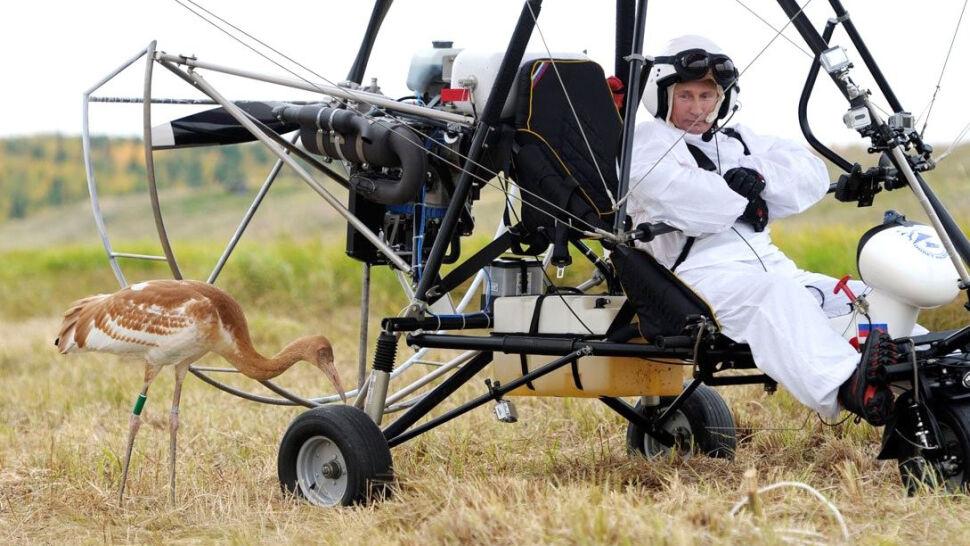 Uczył Putina latać motolotnią. Rozbił się pod Moskwą