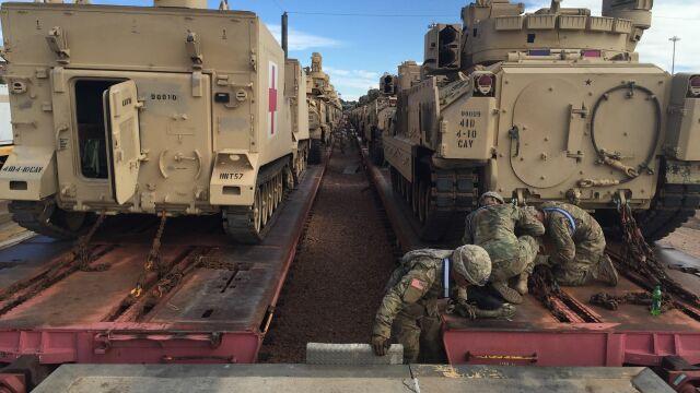 Generał Hodges: liczba żołnierzy USA w Europie na razie bez zmian