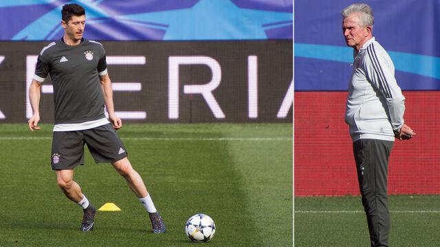 01e3246b8 Jupp Heynckes o transferze Roberta Lewandowskiego: nie ma szans ...