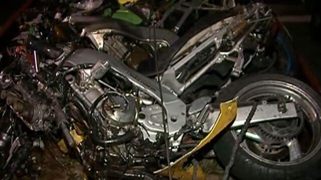 Na drodze zabił czterech motocyklistów. Usłyszał wyrok i zniknął