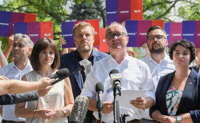Lewica proponuje wspólną listę opozycji w wyborach do Senatu
