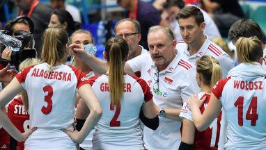 Z Serbkami decydujący mecz o olimpijską przepustkę.