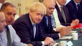 Boris Johnson zaostrza kurs w sprawie brexitu