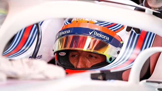 """Zamieszanie w F1. """"Kubica zająłby jego miejsce"""""""