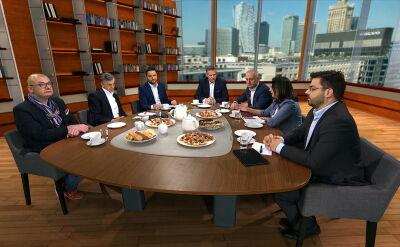 """Politycy w """"Kawie na ławę"""" o koalicji obywatelskiej opozycji"""