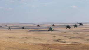 Kerry: rosyjska broń w Syrii dla obrony własnych sił