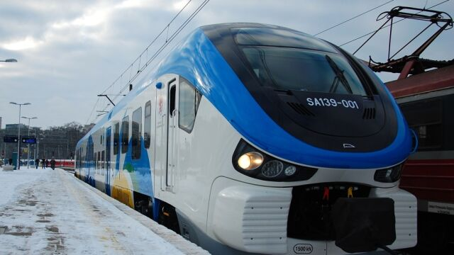 Wracają pociągi ze Skarżyska-Kamiennej do Ostrowca Świętokrzyskiego