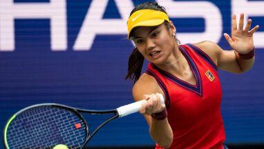 Sensacyjna triumfatorka US Open szuka trenera