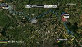 Trasa wyścigu elity mężczyzn na MŚ we Flandrii (bez dźwięku)