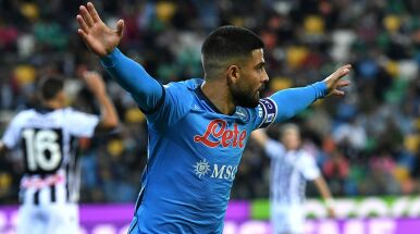 Pokaz siły Napoli. Drużyna Zielińskiego liderem Serie A