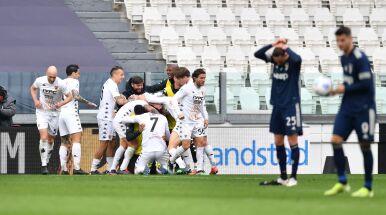 Juventus się wstydzi. Beniaminek zdobył Turyn