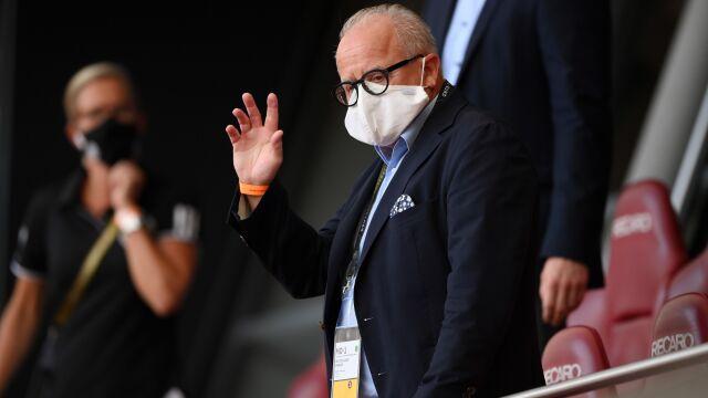 Dymisja szefa niemieckiej piłki. Porównał współpracownika do nazisty
