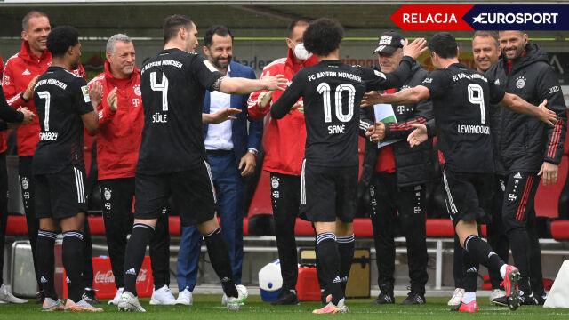 Freiburg - Bayern. Gol Lewandowskiego [RELACJA]