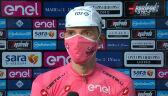 Valter po 8. etapie Giro d'Italia