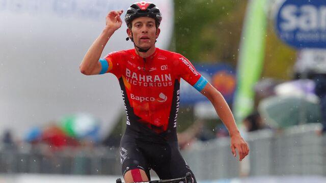 Etap dla Maedera. Valter przejął koszulkę lidera Giro d'Italia