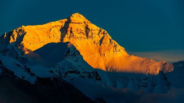 """Chiny chcą """"linii podziału"""" na szczycie Mount Everestu"""