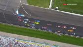 Start wyścigu GMR Grand Prix w serii IndyCar