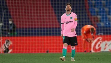 Tytuł oddalił się od Barcelony. Strata punktów po kuriozalnym meczu