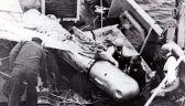 Szczątki amerykańskiego B-52 pod Palomares