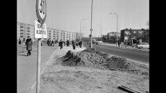 Budowa osiedli na Winogradach
