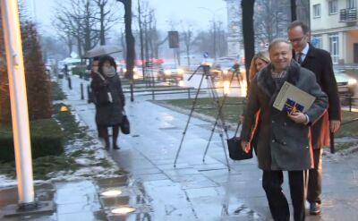 """Rozmowa o """"antypolskich wypowiedziach"""".  Ambasador Niemiec w MSZ"""
