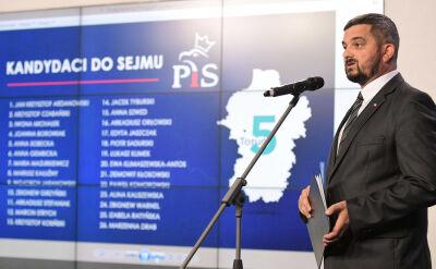 W piątek PiS przedstawiłswoje listy wyborcze