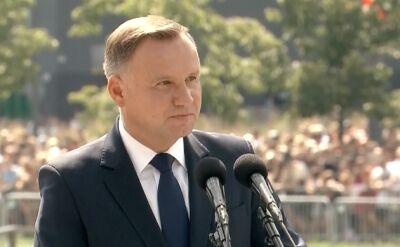 Duda: Polski Górny Śląsk to dzieło trzech śląskich powstań
