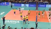 Skrót meczu Bułgaria - Brazylia w kwalifikacjach do igrzysk olimpijskich w Tokio